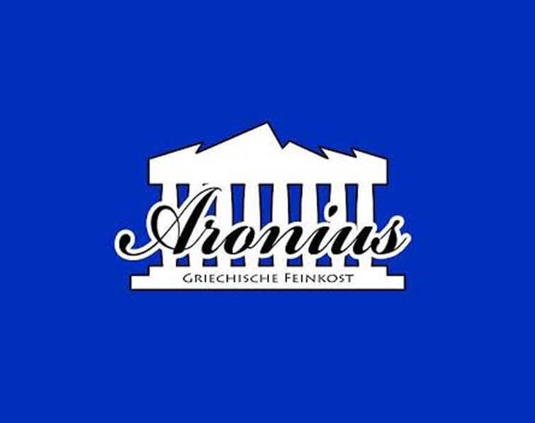 Aronius Griechische Feinkost Logo