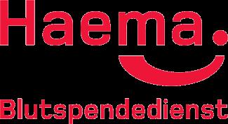 Haema Blutspendedienst Logo